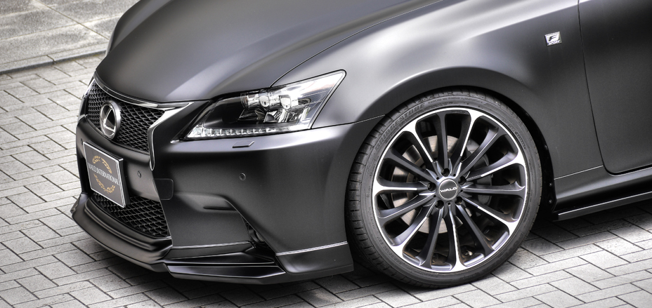Lexus GS 2012 2015 F Sport Wald International